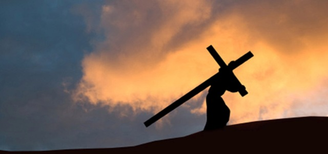 Помоги нести крест